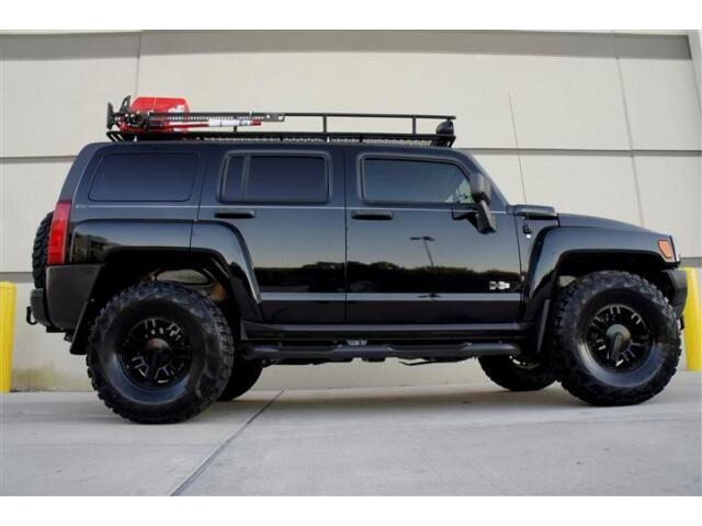 2008 hummer h3 lifted 4wd ebay. Black Bedroom Furniture Sets. Home Design Ideas