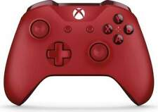 Controller Wireless (Bluetooth) Rosso - XBOX One