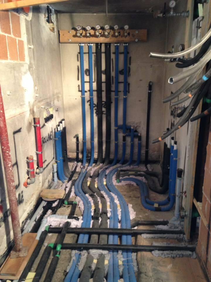 Attestato termo idraulico