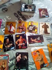 Carte Wrestling Smackdown Raw