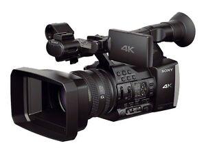 Sony fdr ax1 4k alta definizione professionale videocamera for Definizione camera