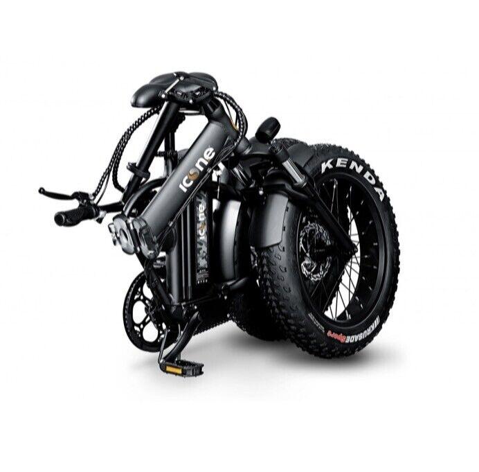 Fat bike pieghevole marines icone nuovo 2