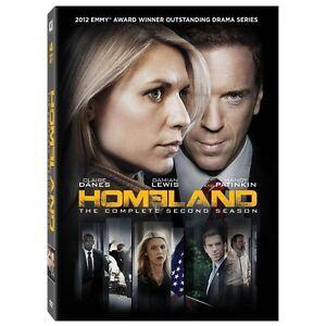 Homeland-The-Complete-Second-Season-DVD-2013-4-Disc-Set