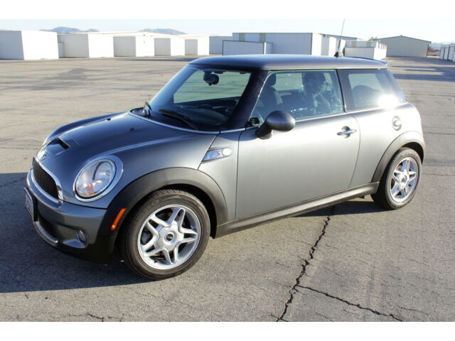 2007 mini cooper s sport 6 speed no reserve used mini cooper for sale in los angeles. Black Bedroom Furniture Sets. Home Design Ideas