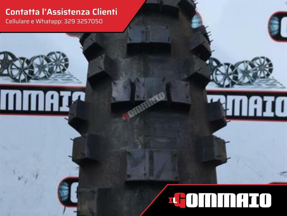 Gomme usate J 90 100-21 METZELER 4 STAGIONI