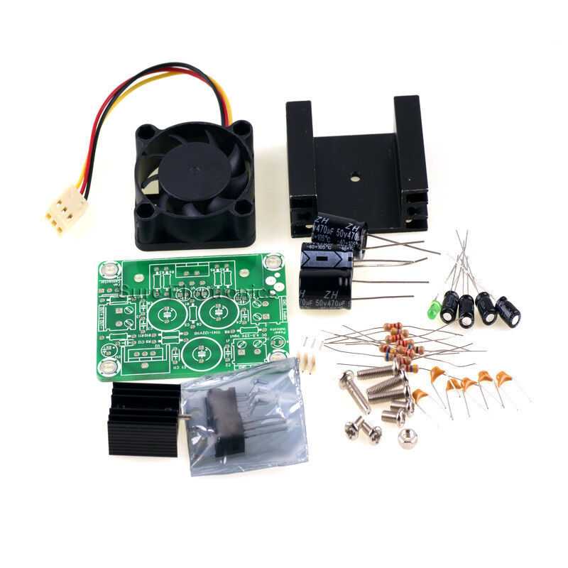 Diy amp kit ebay enthusiasts no longer have to slug through the process of purchasing individual parts to create homemade amplifiers thanks to do it yourself amp kits solutioingenieria Gallery