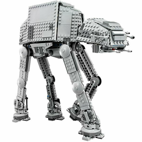 Lego AT-AT walker 75054 serie starwars