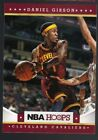 Daniel Gibson Original Single Basketball Trading Cards