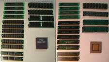 Lotto stock memoria RAM SIMM e DIMM + CPU Intel i486 DX2