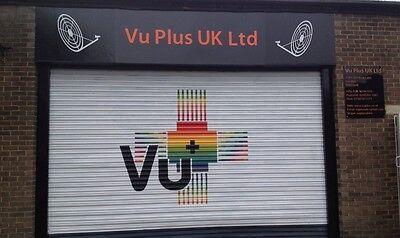 Vu Plus Uk LTD