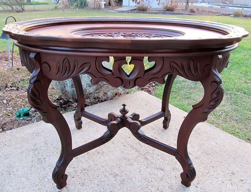 How to Restore Walnut Furniture