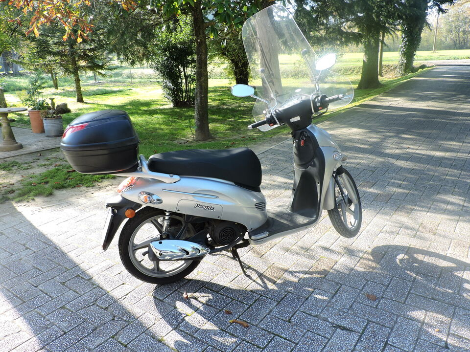 Scooter Kymco People 150cc.