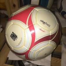 Pallone Nike first 2 Bianco Rosso
