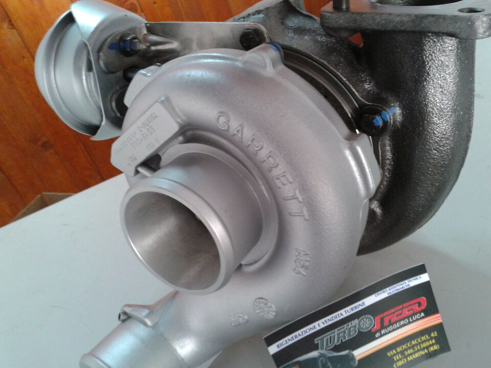 Turbo Rigenerato Dodge, Jeep 2.0 crd 140cv