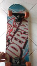 Skateboard vintage di Spiderman