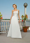 Top 6 A-line Wedding Dresses