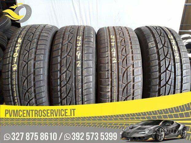 Gomme Usate 215 55 16 Hankook 4792