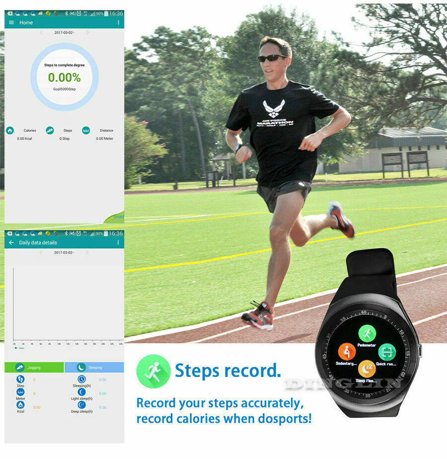 Smart Watch Phone per iPhone Android 6