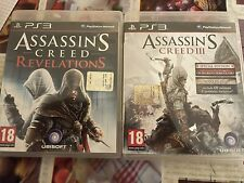 Coppia Assassin's Creed ps3