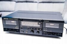 Pioneer CT -W 500 double deck