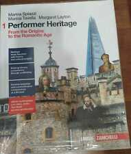 1 Performer heritage. From the Origins to the Romantic Age.