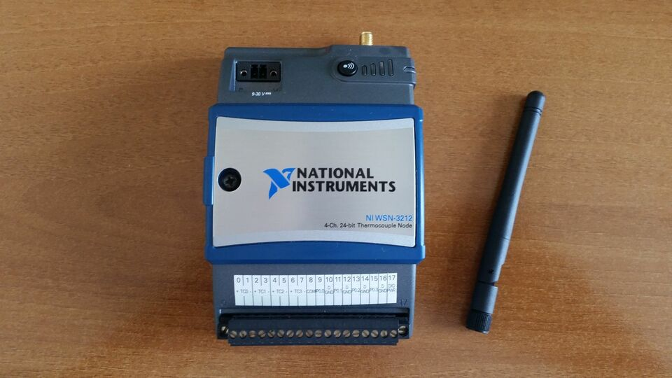 National Instruments WSN-3212 Thermocouple Input Node