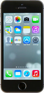 Apple iPhone 5s - 32 GB - Space grey MOBILE PHONE, SMART PHONE IMPORTED By Ebay @ Rs.20,320