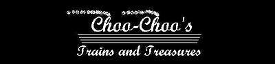 Choo-Choo's Trains and Treasures