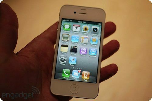 IPhone 4 da 16 Gb Bianco