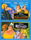 The Emperor's New Groove 2010 - 2019 Release Year Blu-ray Discs
