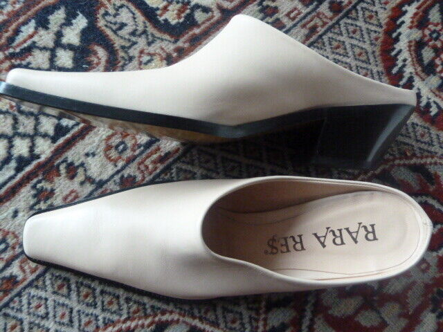 Sabot donna andrea rivalta 37,5 - made in italy nuovo