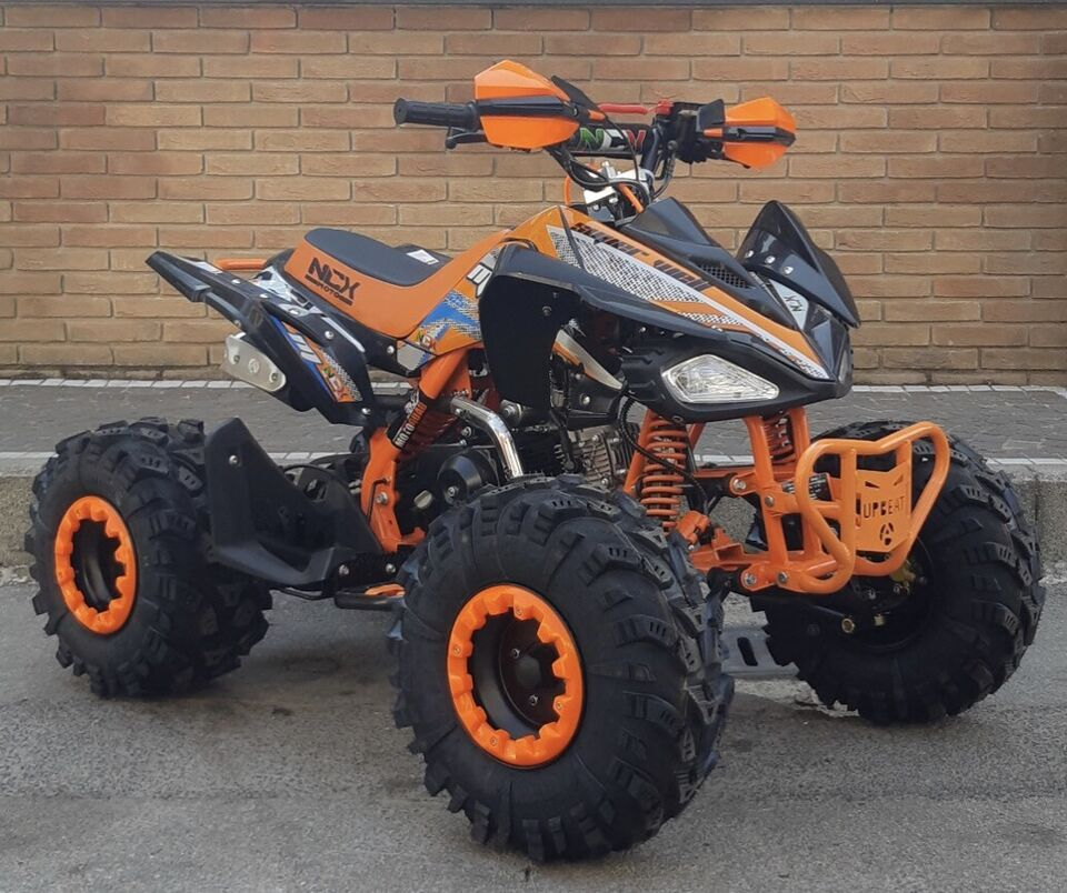 Quad monster 125cc r8 well nuovo 2