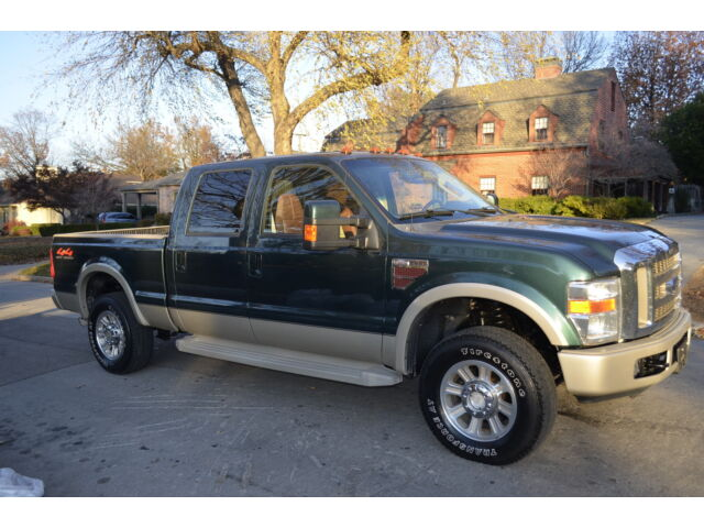 2008 Ford F250 King Ranch 6 4 4x4 Oklahoma Truck