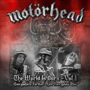 Motoerhead-The-Woerld-Is-Ours-Vol-1-2-CD-DVD-Neu-amp-OVP