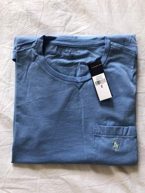 Splendide T-Shirt Polo Ralph Lauren originali NUOVE