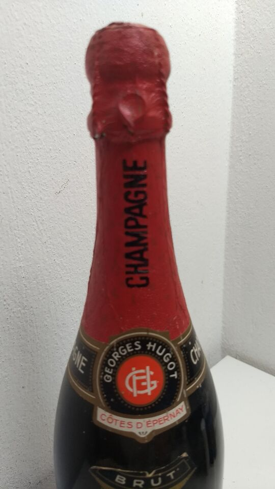 Champagne georges hugot anni 50-60