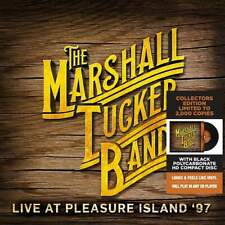 Cd marshall tucker band live at pleasure island 2cd