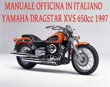 Manuali Officina in Italiano Yamaha XVS Dragstar 650 e 1100