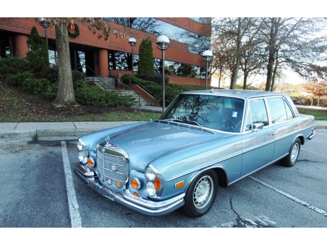 1968 Mercedes 300 Sel 6 3 Imported Used Mercedes Benz
