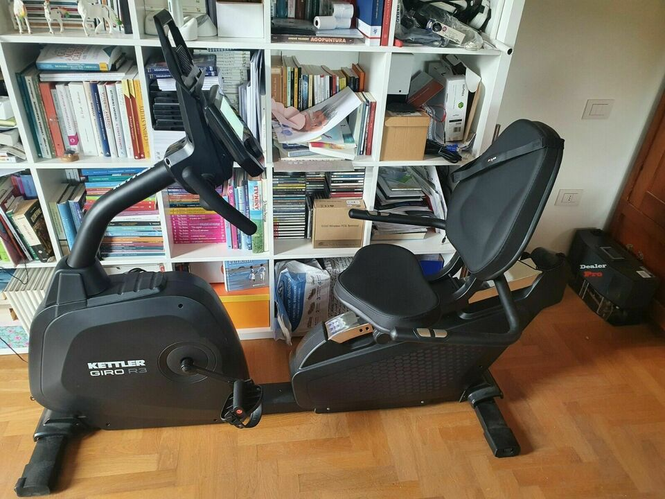 Cyclette orizzontale KETTLER