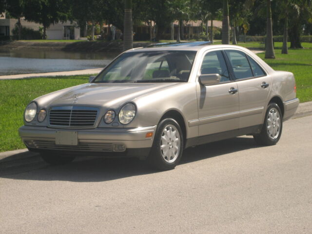 1998 97 99 00 mercedes benz e320 4matic awd 1own non