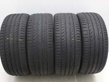 Kit di 4 gomme usate 245/40/19 Continental