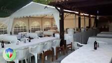 Tendostrutture gazebo per bar professionali due20 a crotone