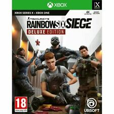 Rainbow Six Siege - Deluxe Edition Xbox One and Xbox Series X Game