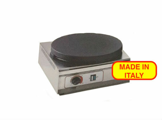 Crepiera doppia made in italy 5