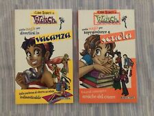 "Witch- ""I Libri segreti di Witch"" e ""Le storie di Witch"""