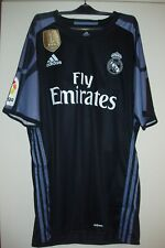 Real madrid cf cr7 ronaldo match worn shirt