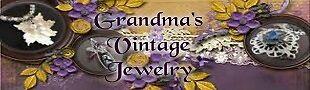 Grandmas Vintage Jewelry