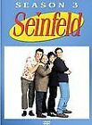 Seinfeld - Season 3 (DVD, 2004, 4-Disc Set)