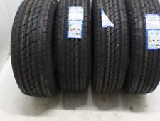 Kit di 4 gomme nuove 245/70/16 Toyo